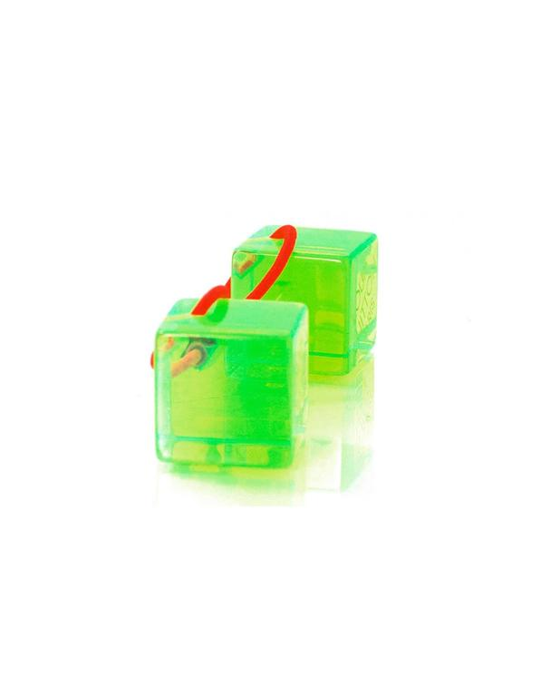 Louis Vuitton Green Hair Cubes In Excellent Condition For Sale In New York, NY