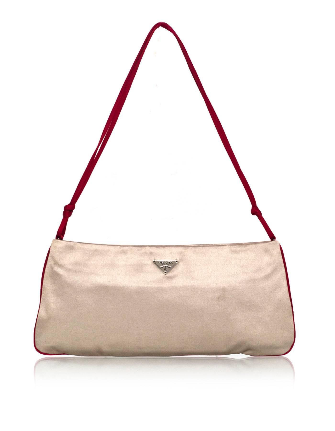 cb3d0bec08a2 buy prada saffiano mini bags replica cdd7f 8b5b8; purchase prada champagne  and red satin beaded pochette bag for sale at 1stdibs 0fd2c 4c8c4