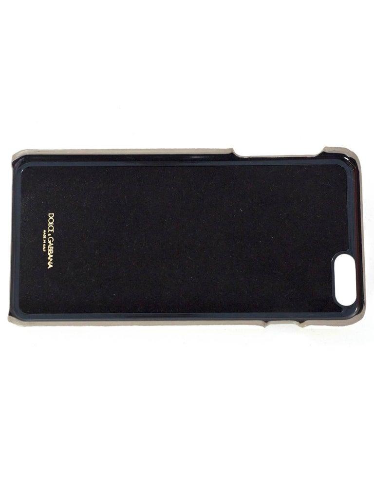 8/25 Dolce & Gabbana Multi Color Bella Mama iPhone 6 Plus Case 5