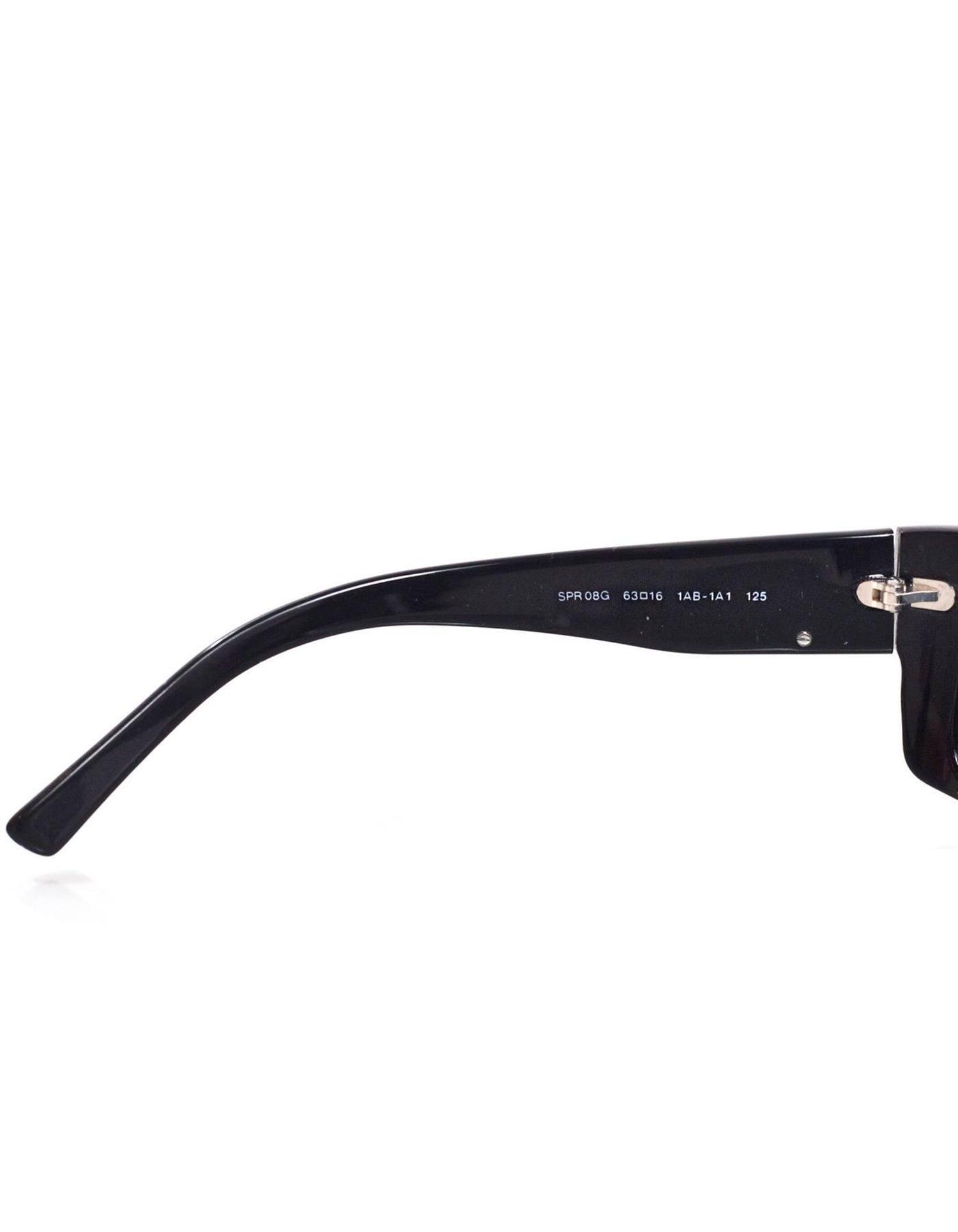 5f7ff944281 Prada Vintage Black Sunglasses at 1stdibs