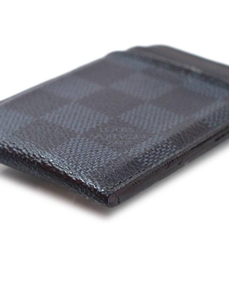 Louis Vuitton Money Clip Wallet
