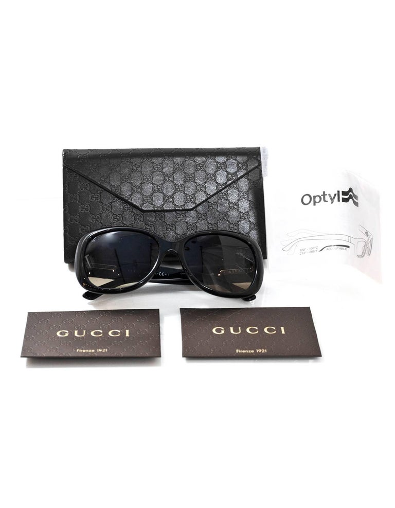 aa15ae7d26 Gucci Sunglass Case For Sale