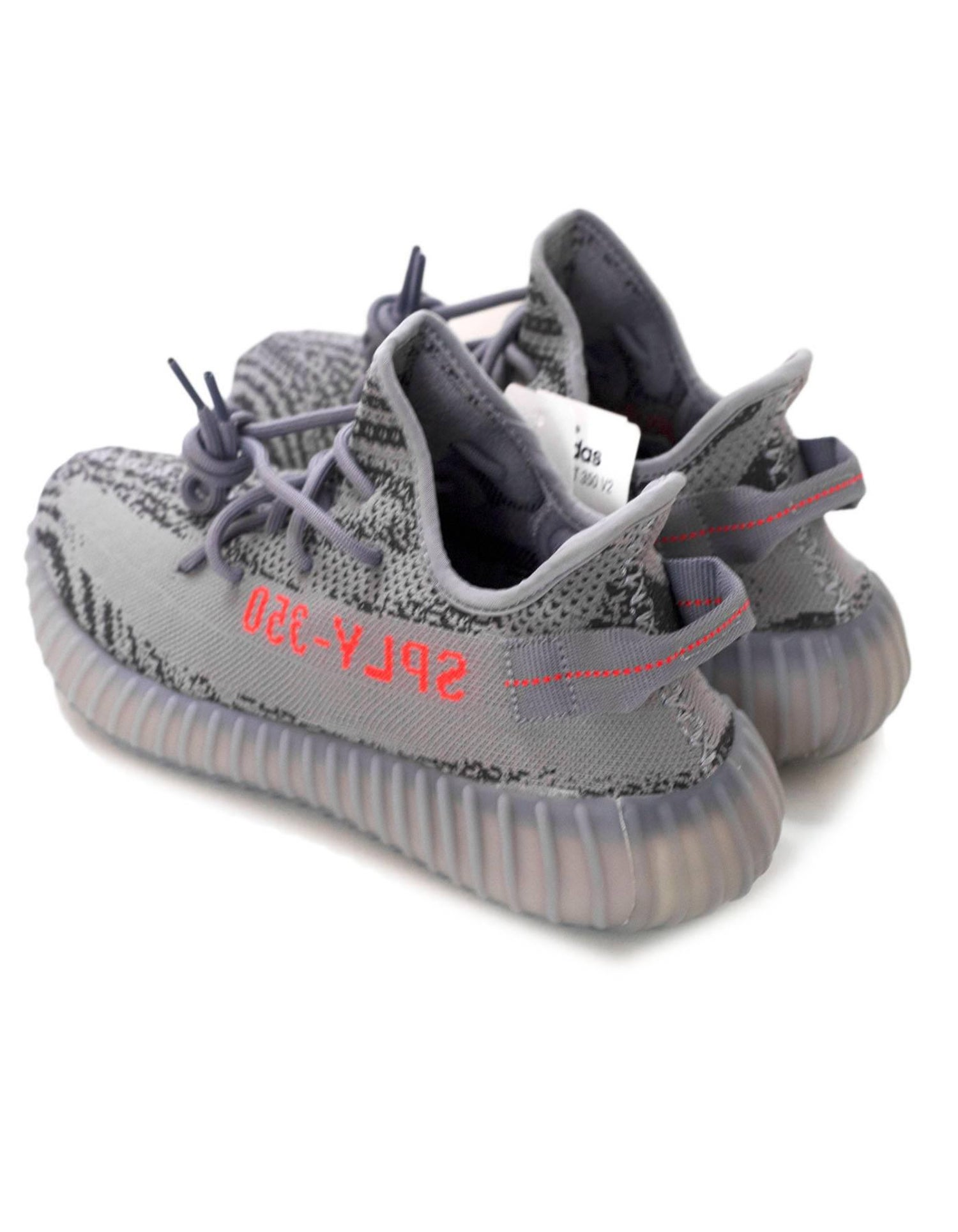 43a6d9785 Adidas x Kanye West MENS Yeezy Boost 350 V2 Beluga 2.0 Sneakers Sz 10 NIB  For Sale at 1stdibs