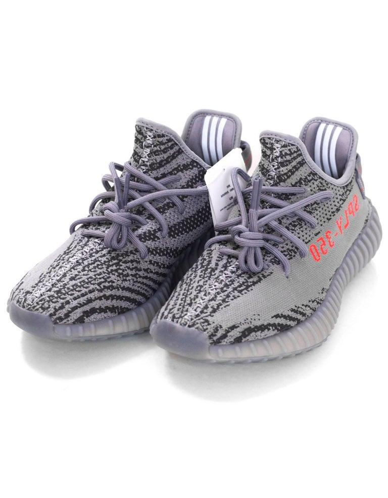 Adidas x Kanye West Yeezy Boost 350 V2 Beluga 2.0 Sneakers ...