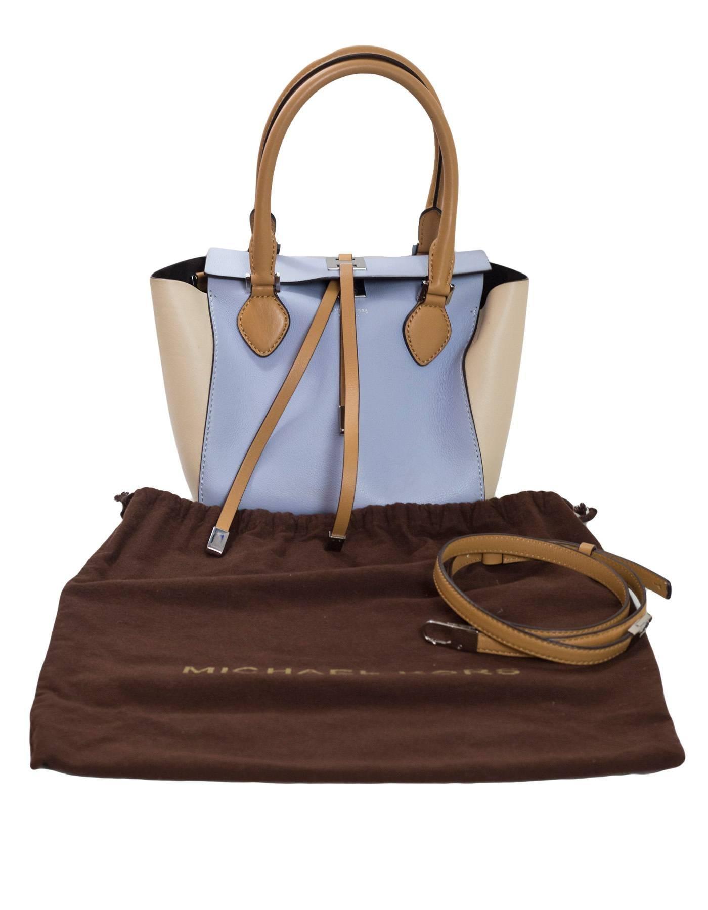 Michael Kors Collection Tri-color Mini Miranda Tote Bag uVP3K2dymZ