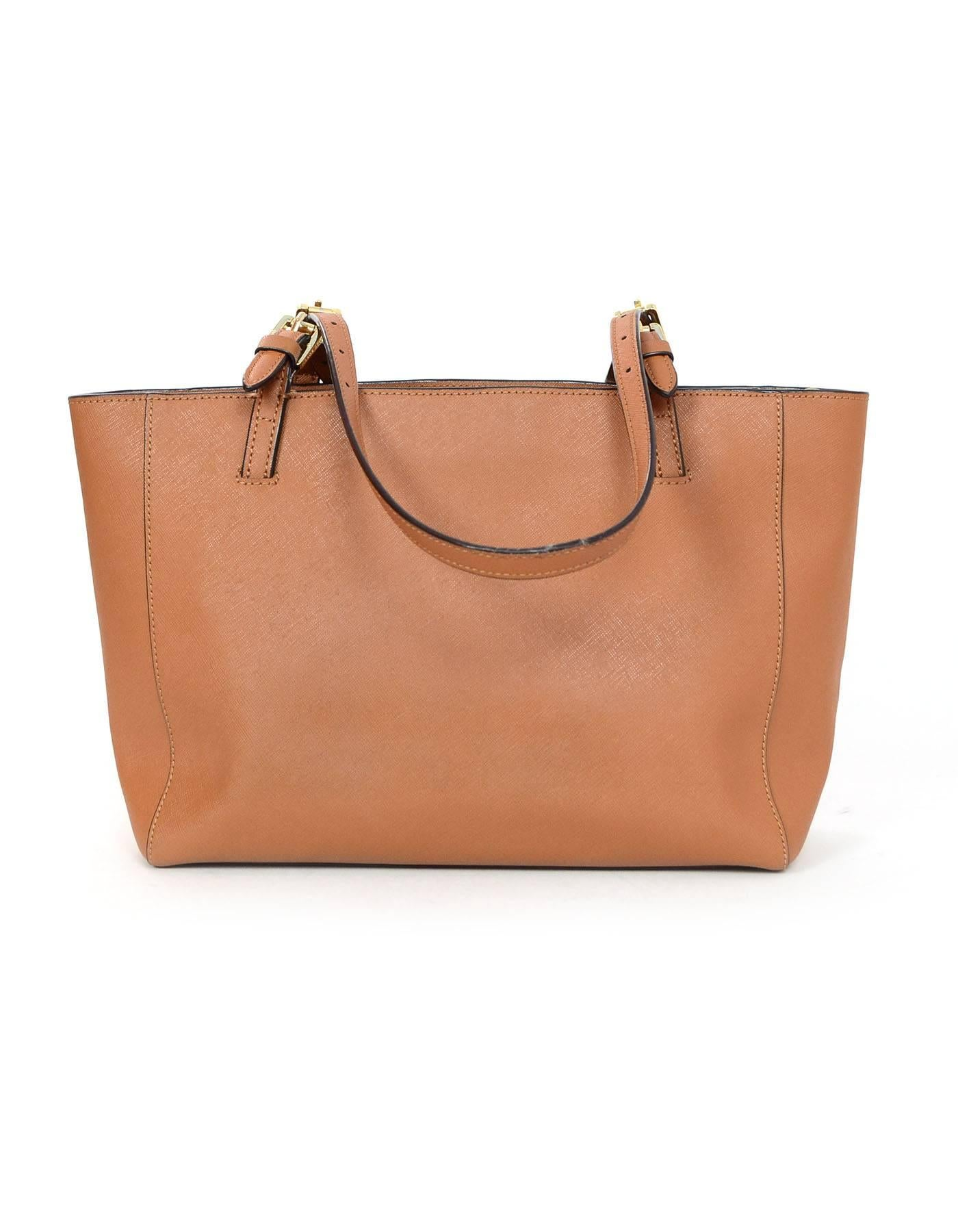 094608d30c4 coupon for orange tory burch tan saffiano small york tote bag for sale  27d17 ef1c4