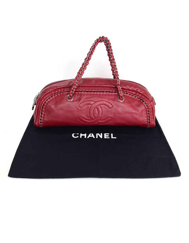 2df8ac88f79f1c Chanel Luxe Ligne Bag Year Manufactures | Stanford Center for ...