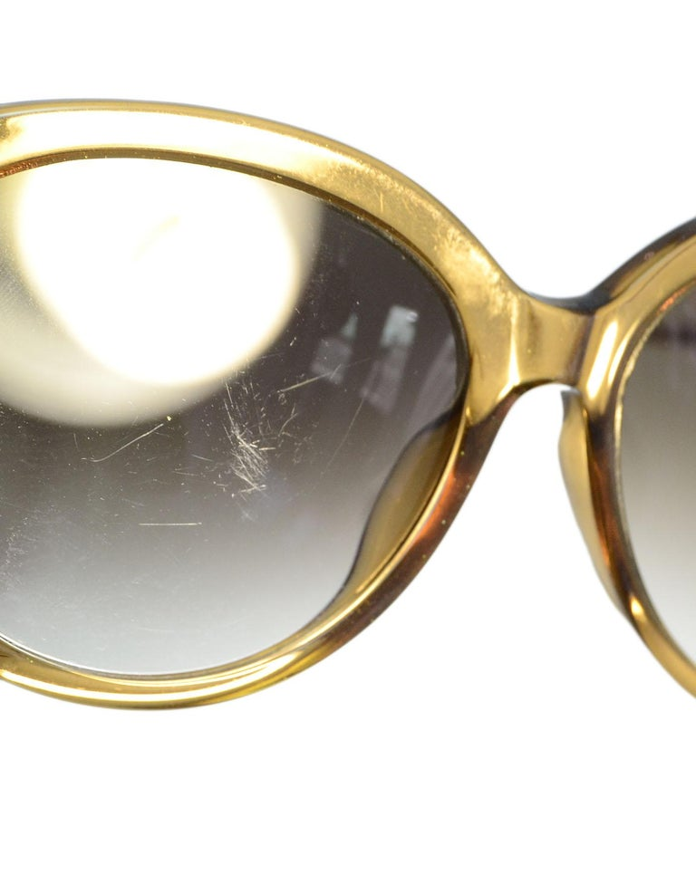 2fe2dc649e86 Louis Vuitton Honey Glitter Acetate Bluebell Sunglasses with Case For Sale 1