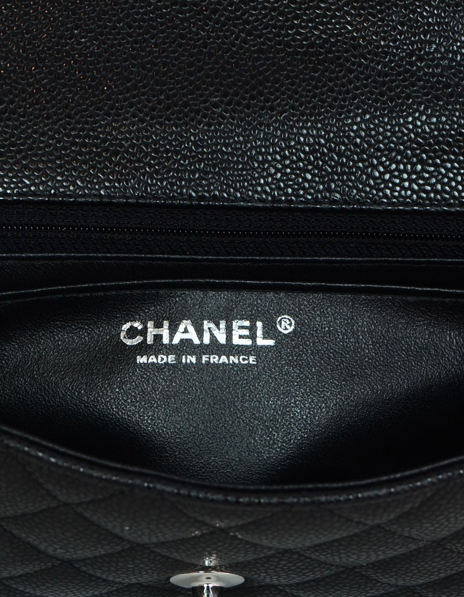 3d0c42e8d4 KAITORIKOMACHI: Take Chanel mini-matelasse caviar skin W chain ... Chanel  2018 Black Quilted Caviar Rectangular Mini Flap Crossbody Bag w.