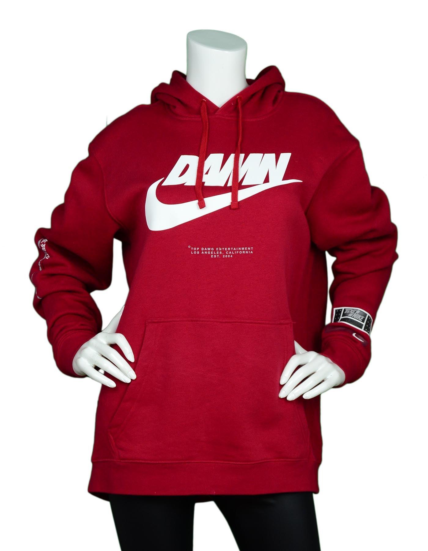 nike damn hoodie