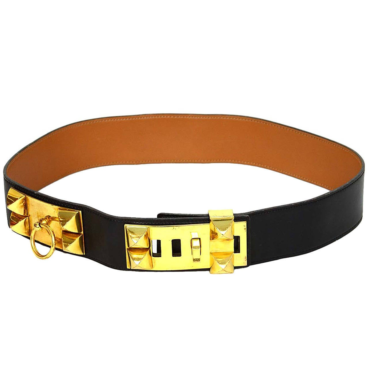 Vintage Herm��s Belts - 51 For Sale at 1stdibs
