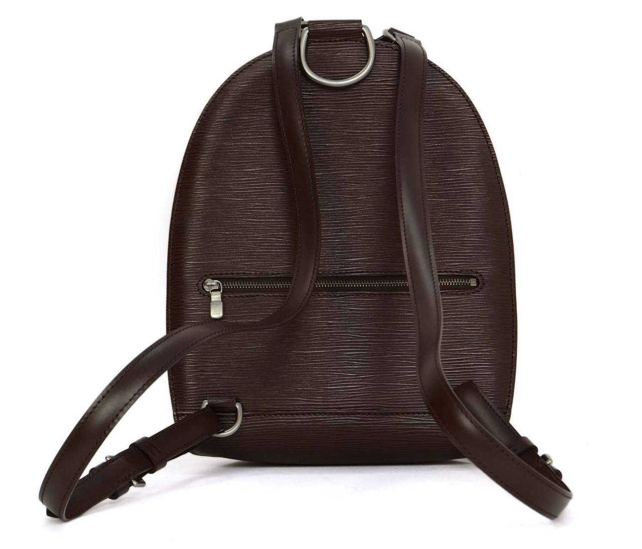 Sac A Dos Louis Vuitton Michael : Louis vuitton mocha epi quot sac a dos backpack shw at stdibs