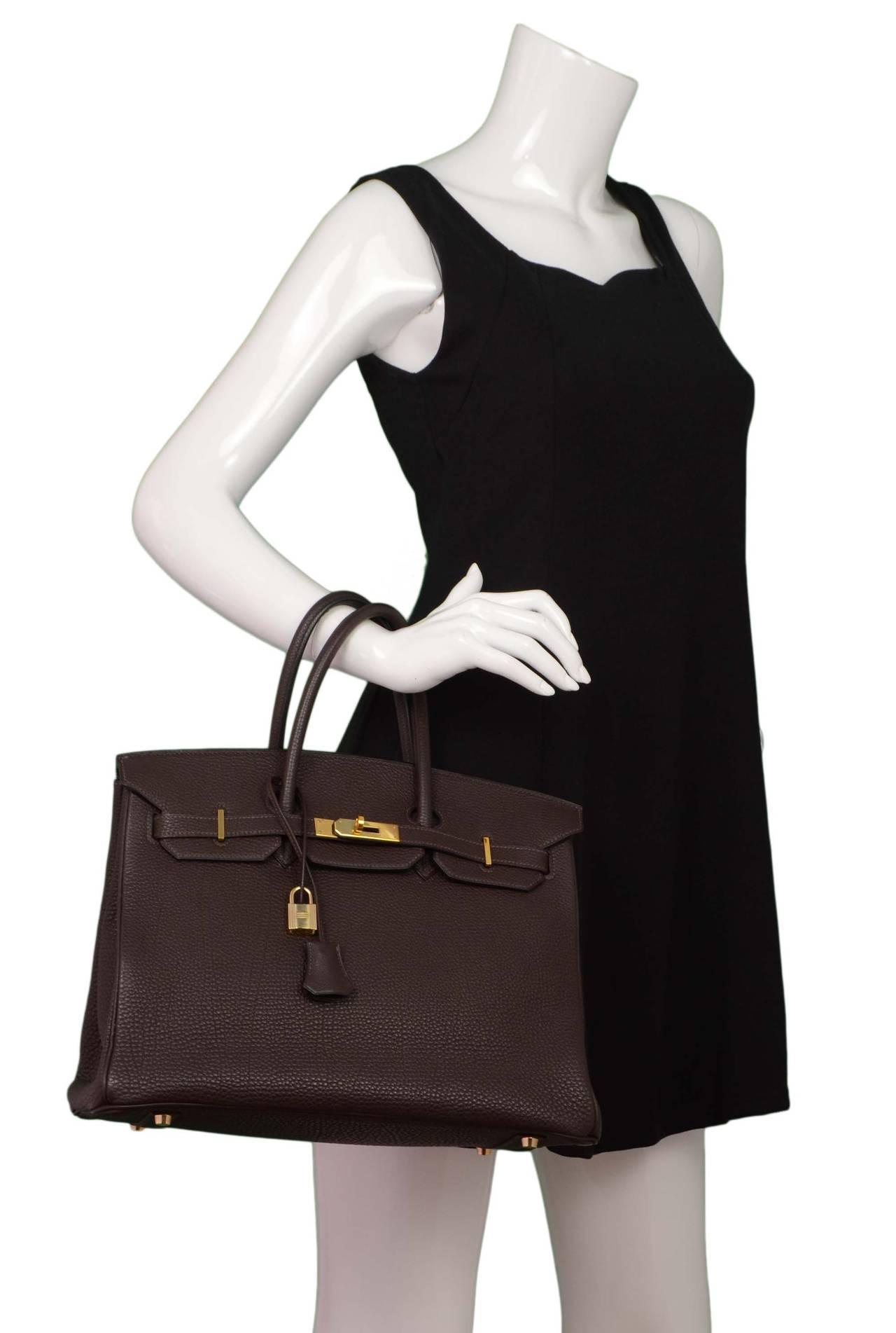 fake birkin bag for sale - hermes brown togo leather 35 cm birkin bag with ghw, hermes ...