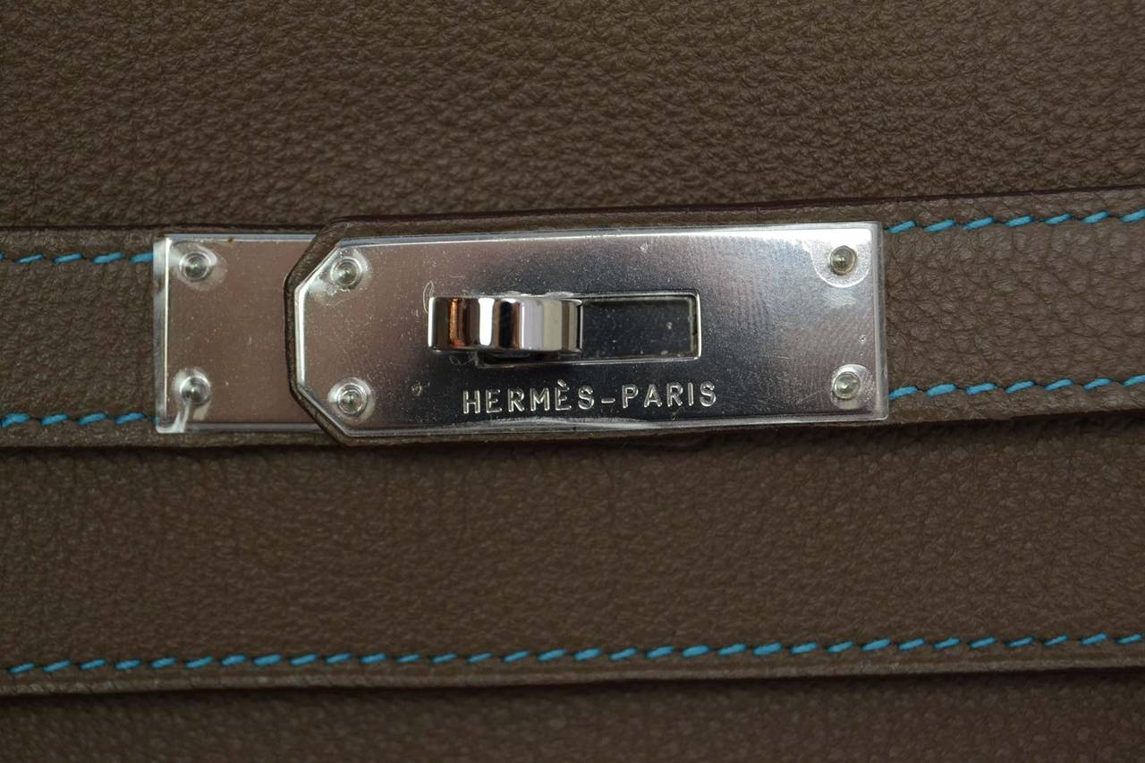 hermes paris bag - hermes dogon duo graphite grey wallet womens