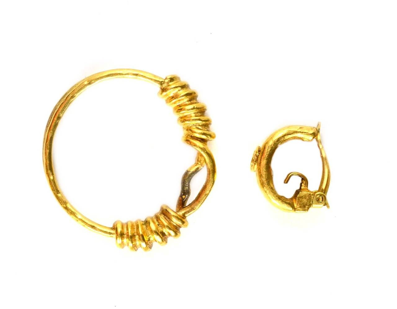 how to make clip on hoop earrings