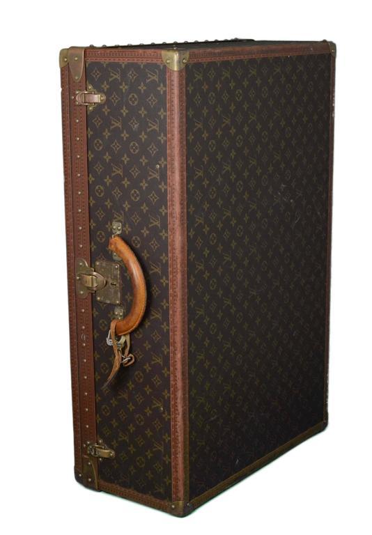 Louis Vuitton Vintage Monogram 80cm Hard Suitcase 3
