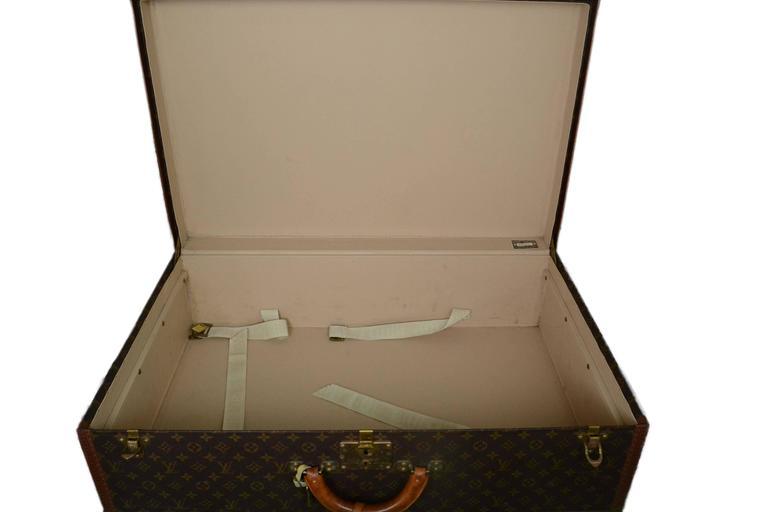 Louis Vuitton Vintage Monogram 80cm Hard Suitcase BHW 4