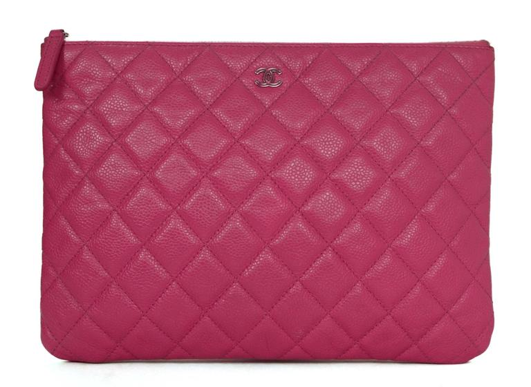 a6cfa07f3a45 Chanel Clutch Bag Pink | Stanford Center for Opportunity Policy in ...
