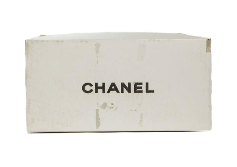 717647450d49 Chanel NEW Limited Edition Runway Grocery by Chanel Shopping Basket rt.   12