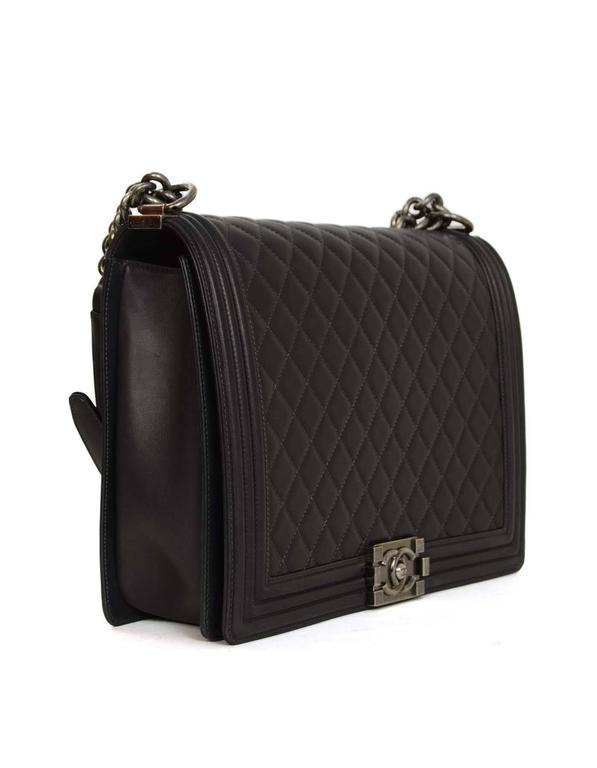 8e4285000faa Chanel Large Boy Bag Grey | Stanford Center for Opportunity Policy ...