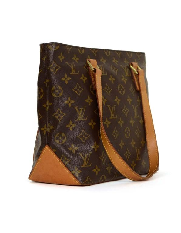 louis vuitton monogram cabas piano tote bag for sale at 1stdibs