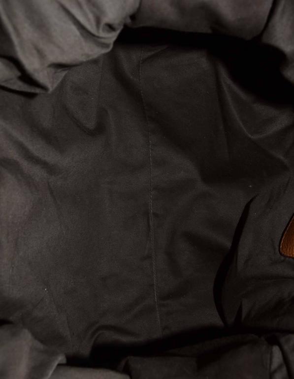 Miu Miu Tan Leather Belt Buckle Tote Bag GHW For Sale 1