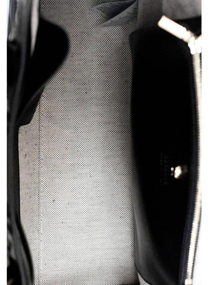 212dcaa39b Versace Black Medium Baroque Empire Palazzo Bag - NWT For Sale at ...