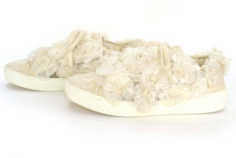 Ivory Shoe Laces
