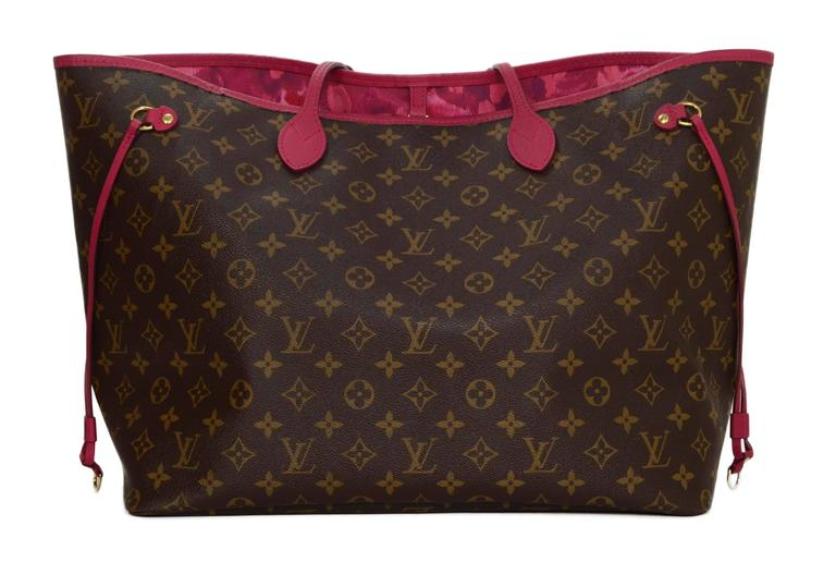 040af49e229 Louis Vuitton Limited Edition Champs-Élysées Monogram Neverfull GM