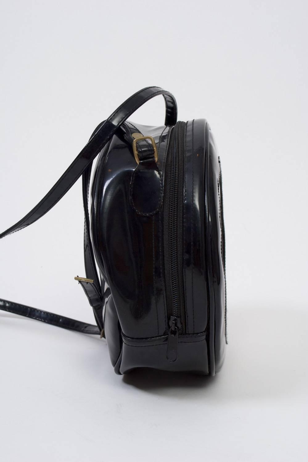 1980s Clock Shoulder Bag For Sale At 1stdibs