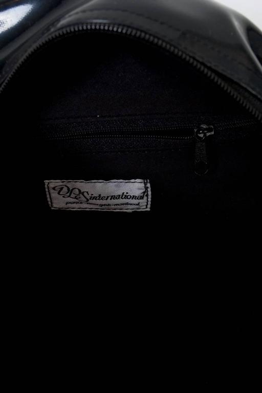 1980s Clock Shoulder Bag For Sale 2