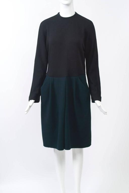 Geoffrey Beene K1980s Knit Dress 3