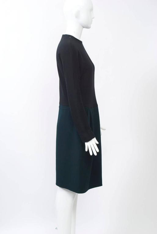 Geoffrey Beene K1980s Knit Dress 2