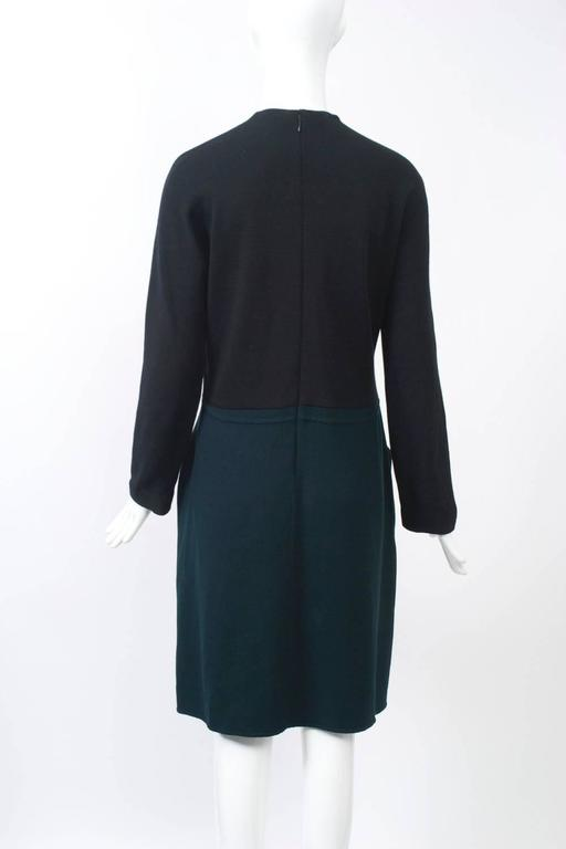 Geoffrey Beene K1980s Knit Dress 4