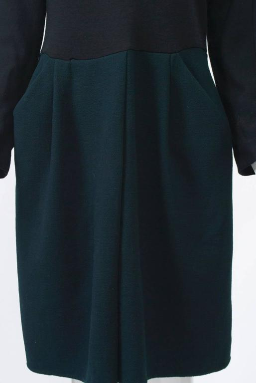 Geoffrey Beene K1980s Knit Dress 5