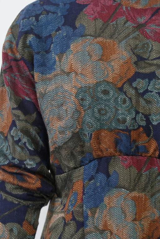 Dior Challis Print Dress For Sale 2