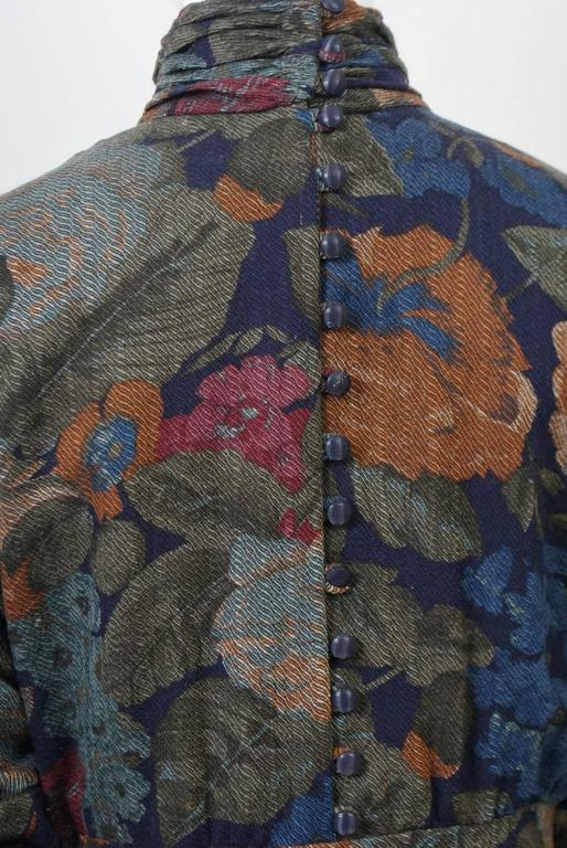 Dior Challis Print Dress For Sale 3
