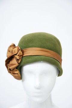 Pierre Balmain Design Vintage Hat