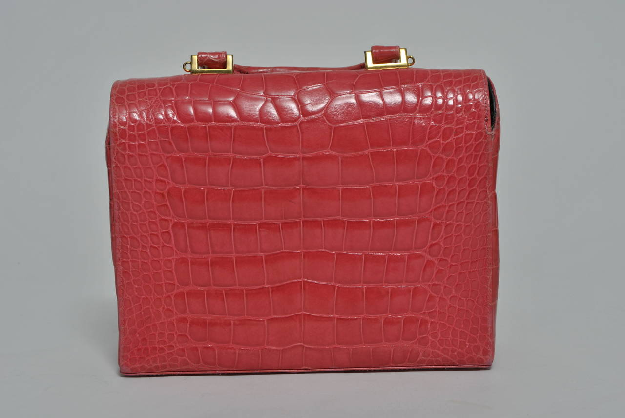 1stdibs Lana Of London Shrimp Alligator Handbag vaHAS8E