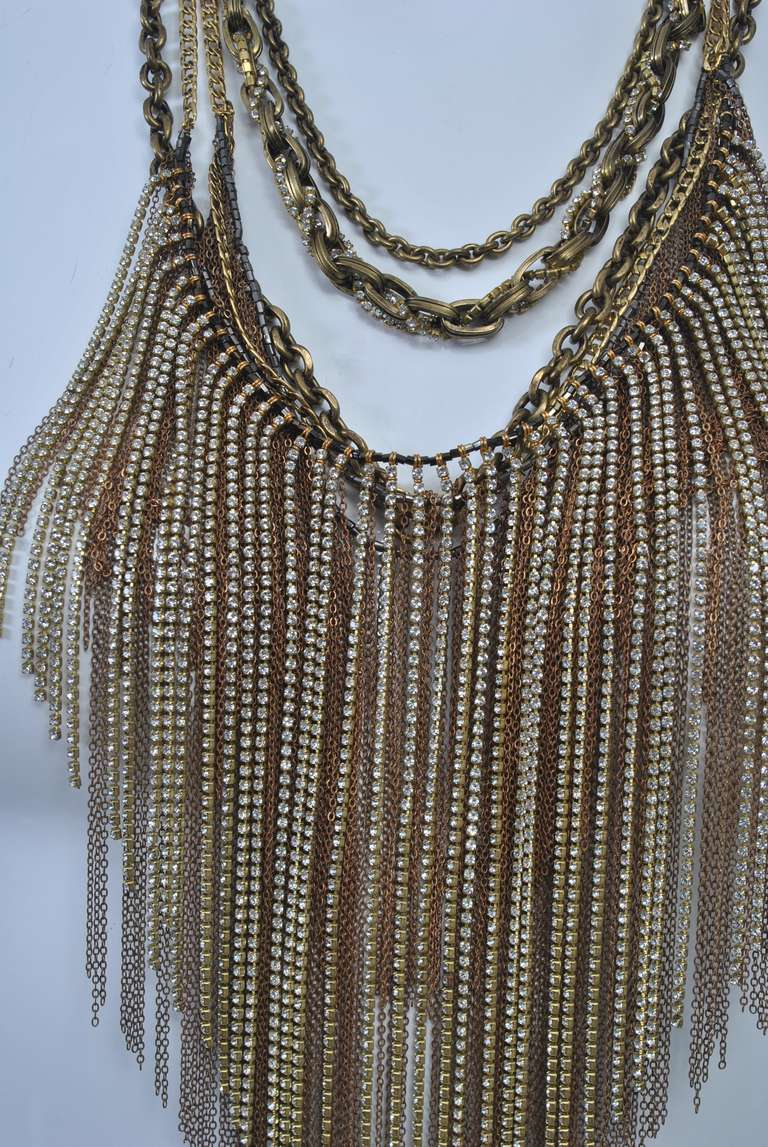 Otazu Fringe Necklace 2