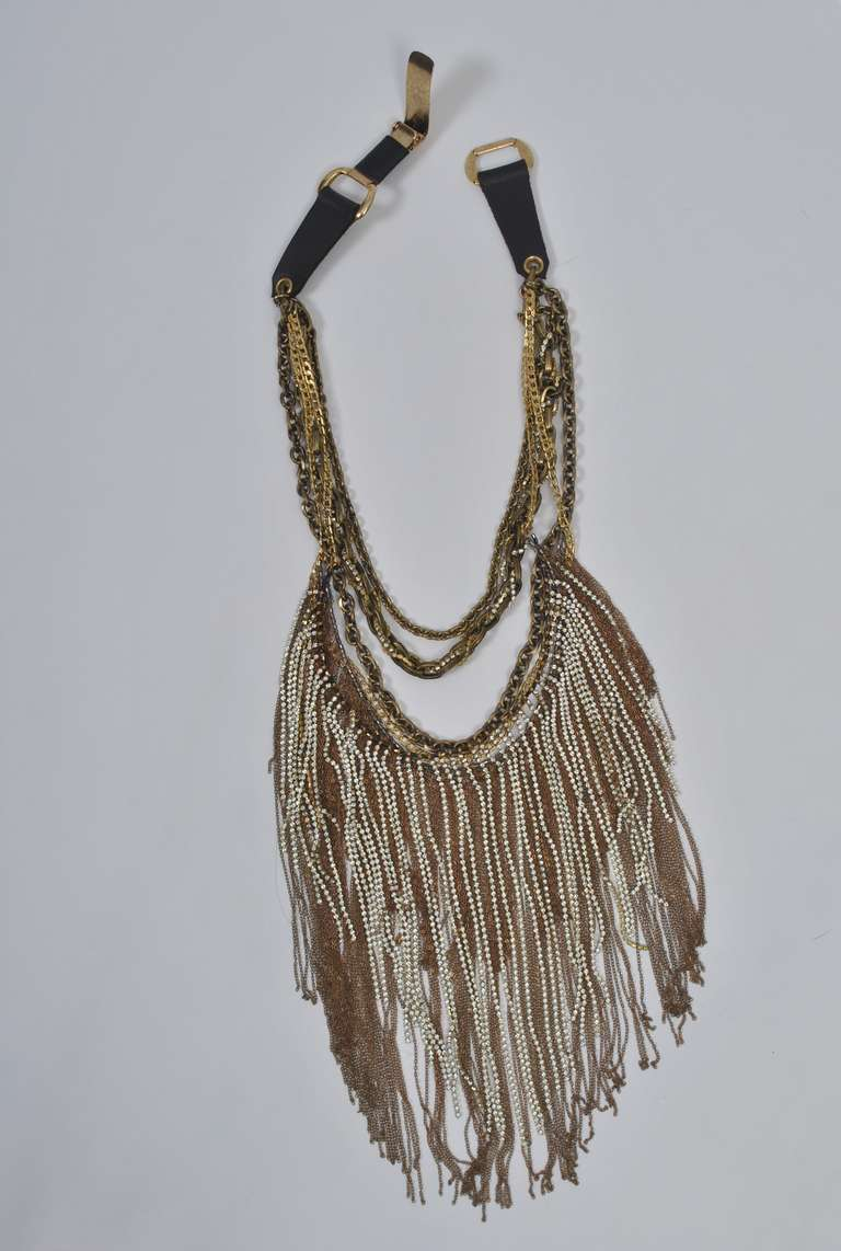 Otazu Fringe Necklace 5