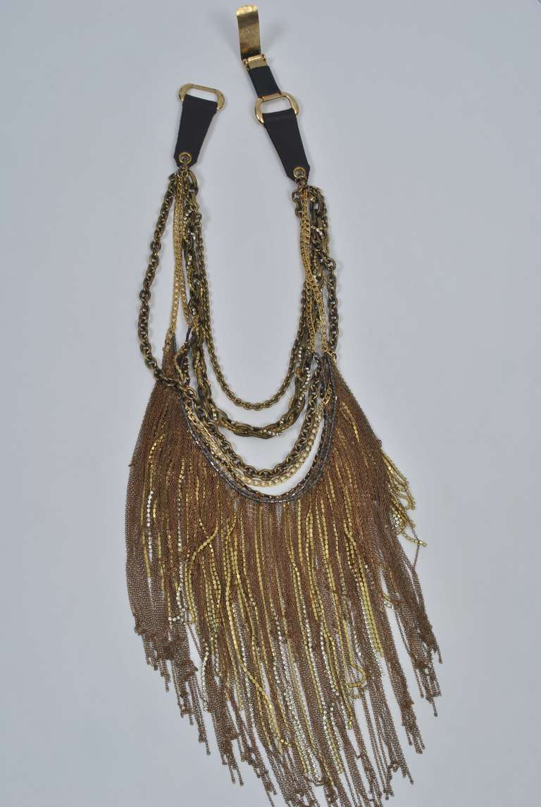 Otazu Fringe Necklace 7