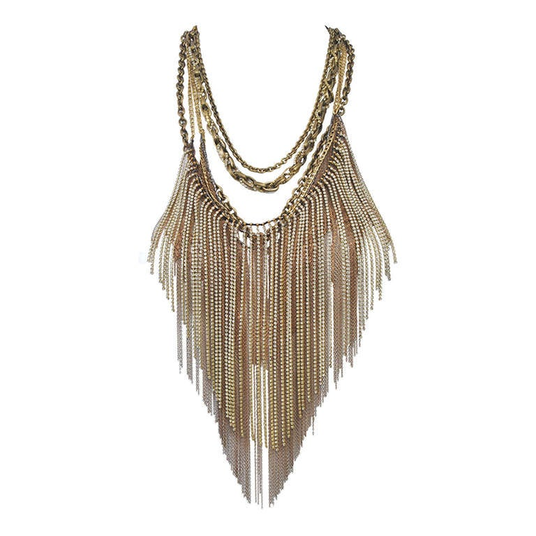 Otazu Fringe Necklace 1