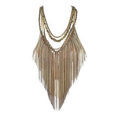Otazu Fringe Necklace