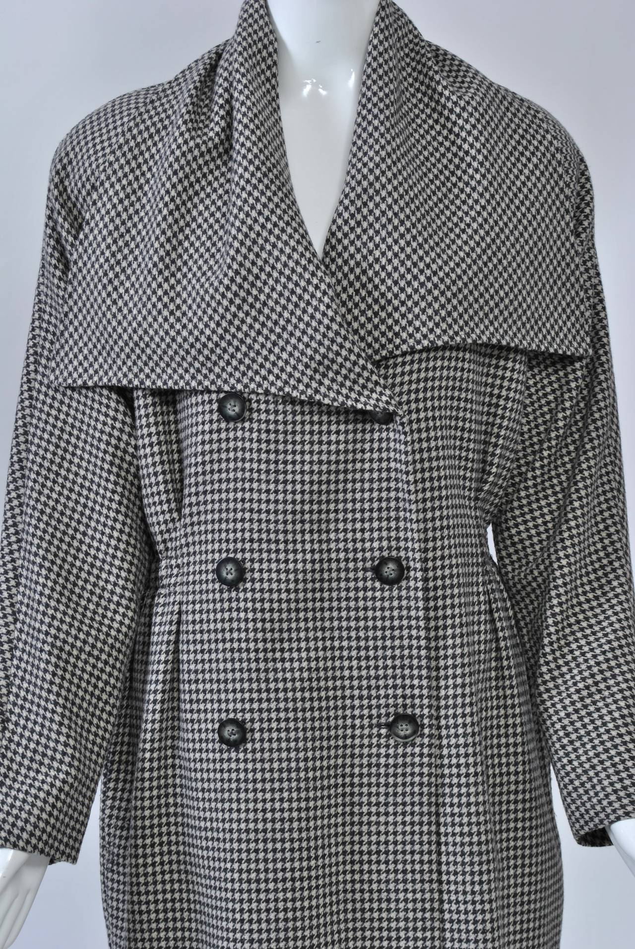 Tiktiner 1980s Coatdress For Sale 2