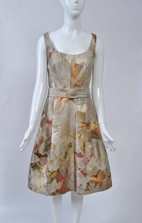 Ronald Amey Brocade Ensemble For Sale 3