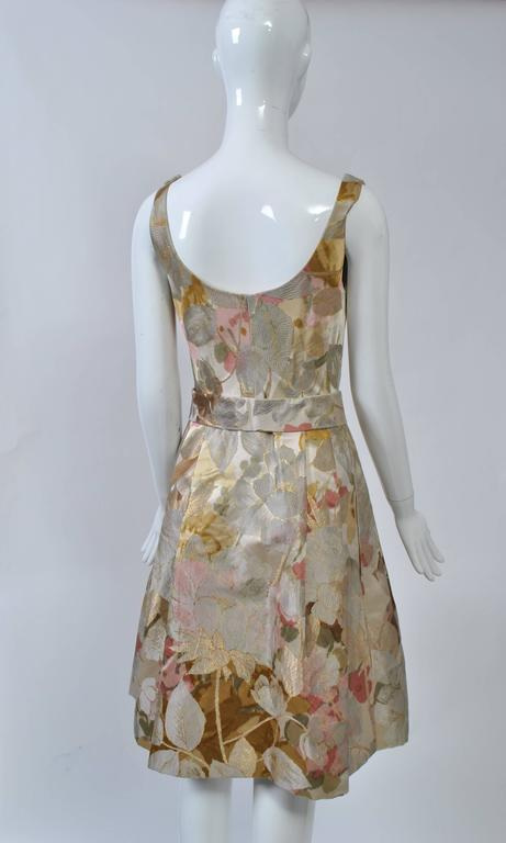 Ronald Amey Brocade Ensemble For Sale 2