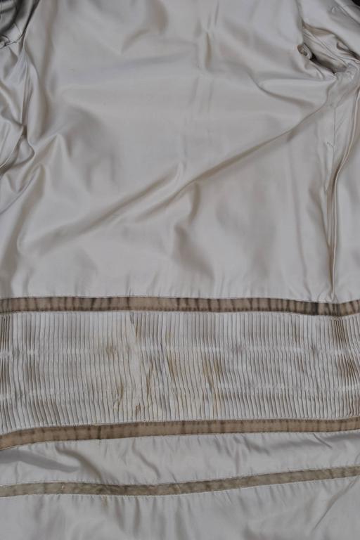 Horizontal Mahogany Mink Coat For Sale 4