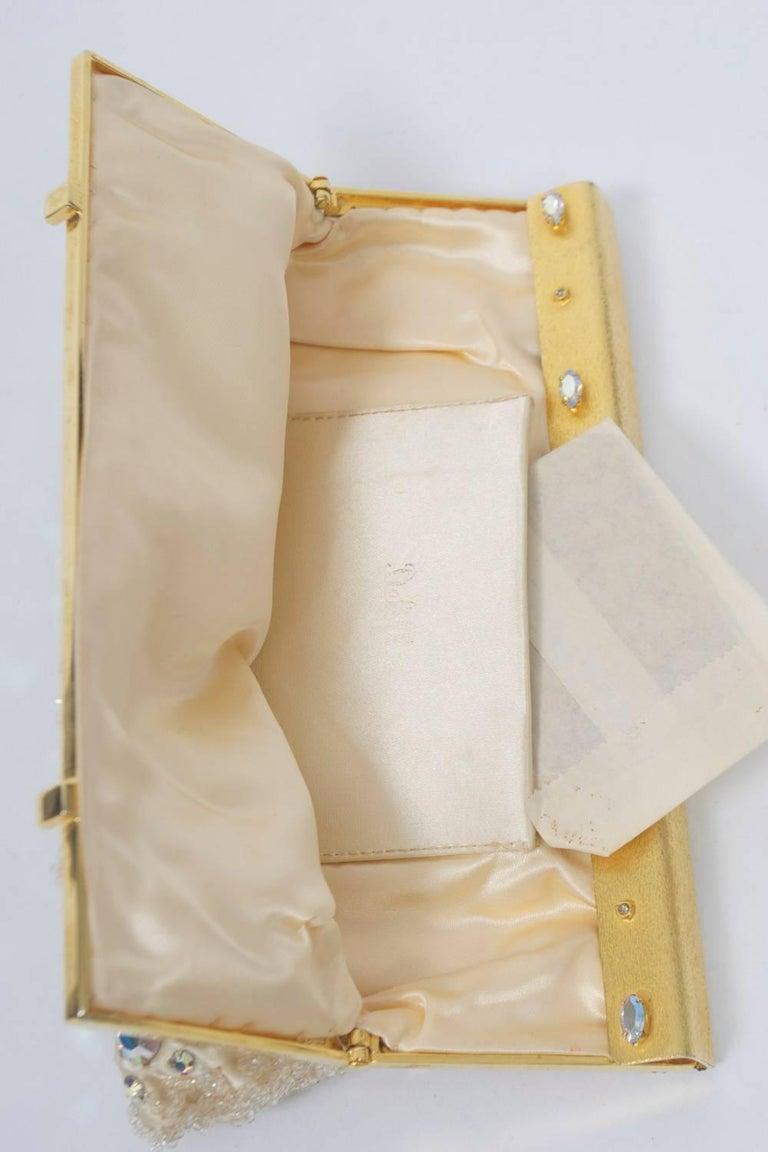 ABA Rhinstone Clutch For Sale 4