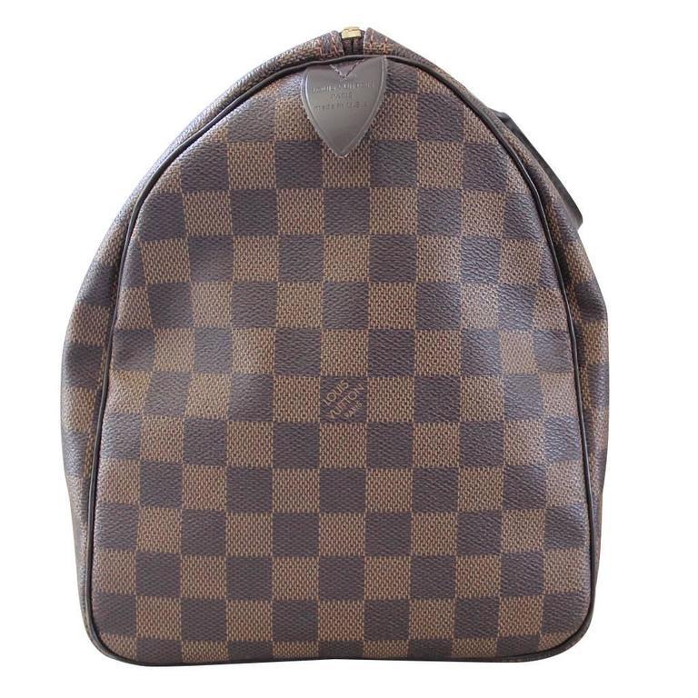 905107ee9d8 Louis Vuitton Speedy 30 Damier Ebene Handbag